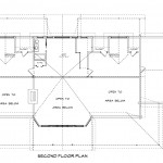 Morgans Lodge Second Floor Plan
