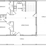 Lookout Ridge Main Floor Plan