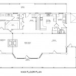 Morgans Lodge Main Floor Plan